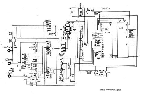Pocket Size Digital Multimeter Dt830b Multitester 2 the dt830b pocket size digital multimeter
