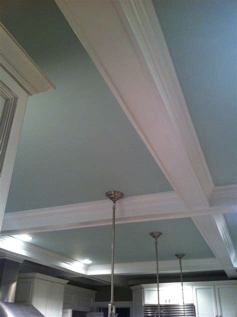 coffered ceilings in 9 kitchen should we or shouldn t we