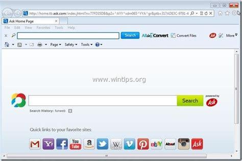 uninstall ask toolbar windows 7 uninstall ask toolbar windows 7 newhairstylesformen2014 com