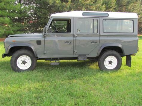 how to sell used cars 1986 land rover range rover electronic valve timing buy used 1986 land rover defender in fairborn ohio united states