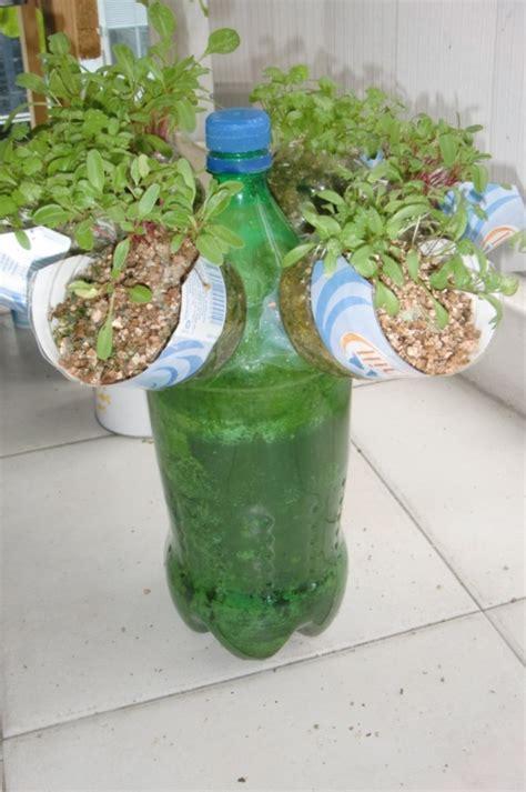 bottle garden ideas 40 brilliant plastic bottle garden ideas