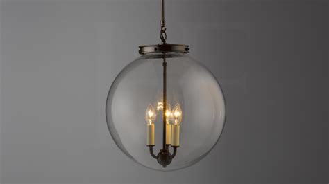 glass globes for hanging lights pendant lighting ideas modern design large glass globe