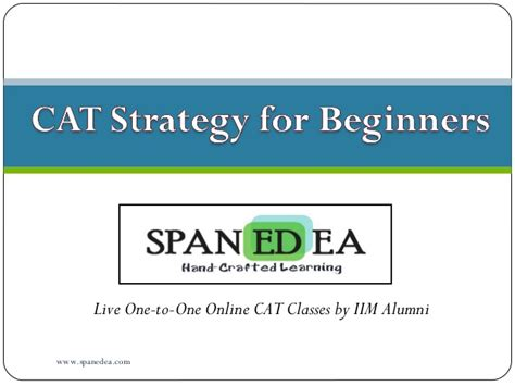 Best Mba Books For Beginners by Cat 2013 Cat Prep Strategy For Beginners Spanedea