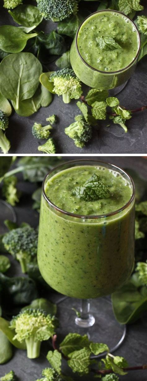 Broccoli Smoothie Detox by The 25 Best Broccoli Smoothie Ideas On Green