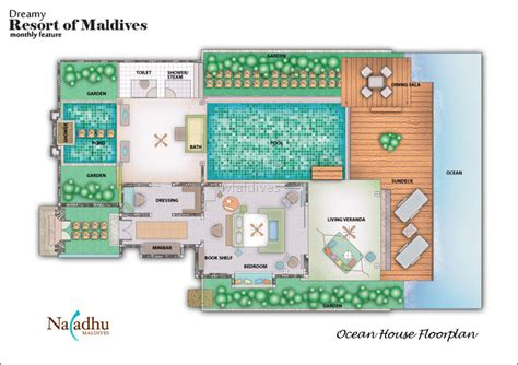 Detached Garage Design naladhu maldives dreamy resort complete review by dreaming