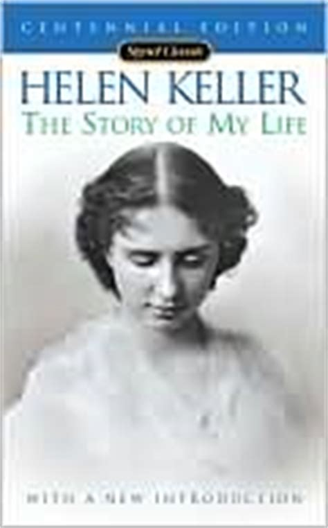 helen keller biography book review the story of my life shelf love