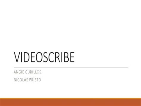 videoscribe templates videoscribe authorstream