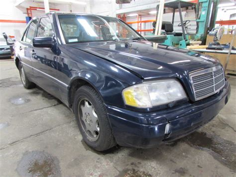 Mercedes C280 Parts by Parting Out 1994 Mercedes C280 Stock 150224 Tom S
