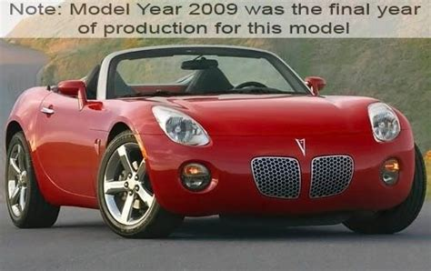 all car manuals free 2009 pontiac solstice electronic valve timing used 2009 pontiac solstice for sale pricing features edmunds