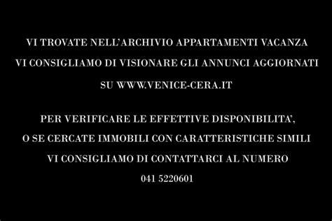 vacanze venezia appartamento vacanza a venezia centrale con