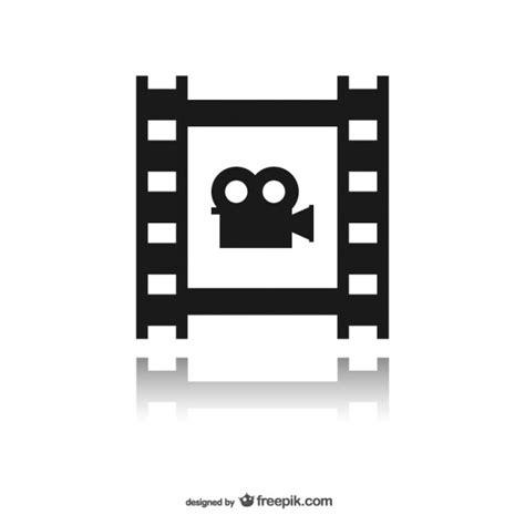 film strip emoji film strip with icon vector free download