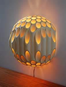 Bamboo Lantern Chandelier Artesanato Casa E Dicas 10 Lumin 225 Rias Artesanais