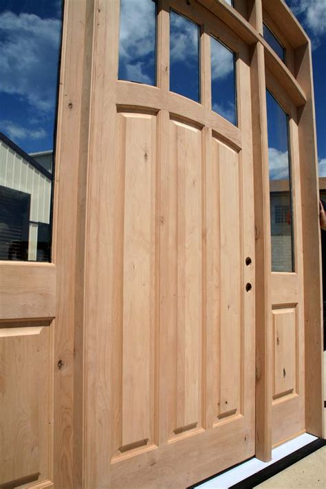 Knotty Alder Interior Doors Sale Rustic Knotty Alder Doors Discounted Clearance Sale