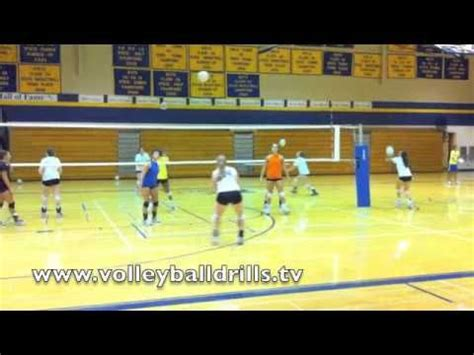 advanced setter drills 330 best volleyball drills images on pinterest coaching