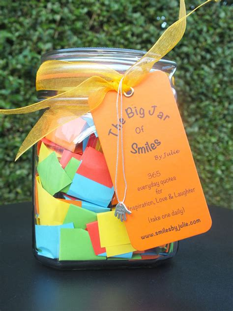 printable happy jar quotes the big jar of smiles 365 daily quotes for every day