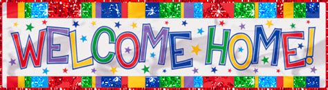 Welcome Home Animated Images