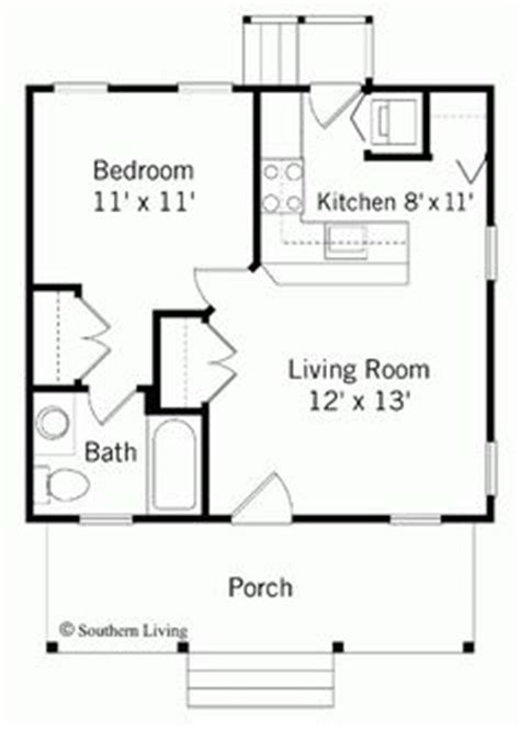 1000 Images About Small Spaces On Pinterest Tiny House Free House Plans One Bedroom