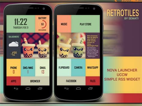 home screen design inspiration how to make your own uniquely gorgeous android home screen