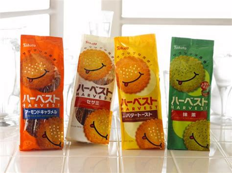 Tohato Harvest Matcha tohato harvest cookies sesame butter toast almond