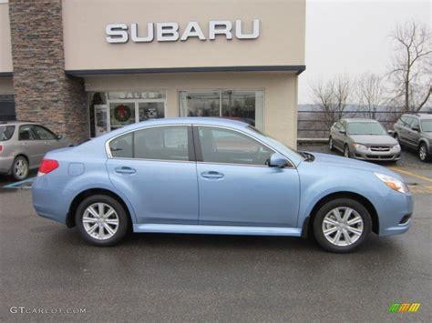 2012 Subaru Legacy 2 5i Premium by Sky Blue Metallic 2012 Subaru Legacy 2 5i Premium Exterior