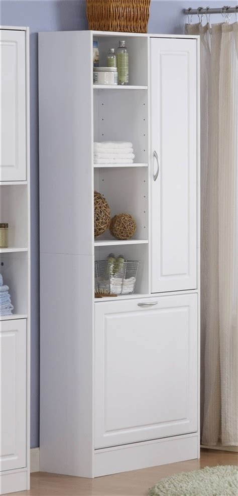 linen cabinet w laundry her home decor