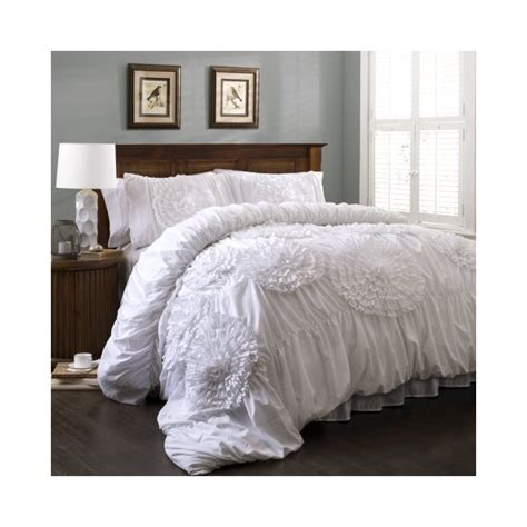 serena comforter set lush decor shower curtains and more