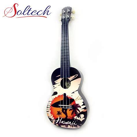 colorful ukulele colorful ukulele soltech guitars