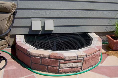 Decorative Window Well Covers by Window Well Denver Colorado Covers Egress Window
