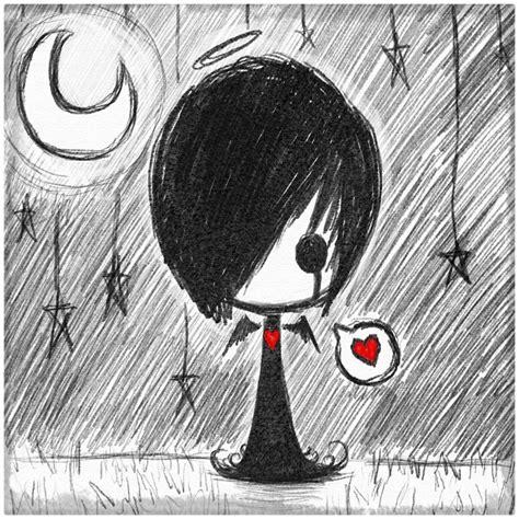 imagenes emo para colorear imagenes de emos para dibujar a lapiz sin tristeza