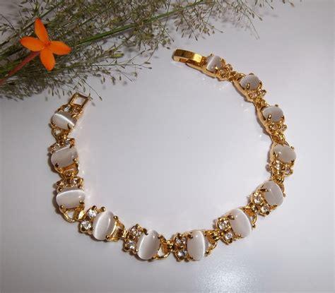 Gelang Batu Mata Kucing Cristal 2 toko perhiasan martapura pernak pernik