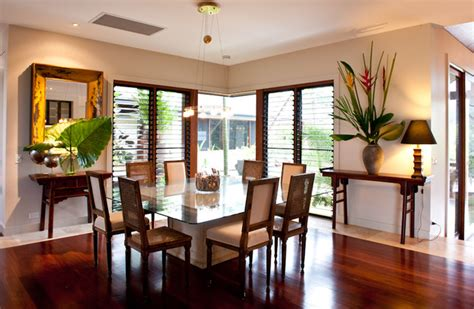 images  tropical dining rooms  pinterest