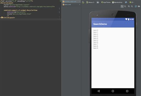 can t display custom view in android studio layout editor can t display custom view in android studio layout editor