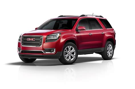 new gmc cars new and used gmc acadia prices photos reviews specs