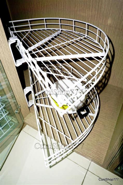Rak Piring Modelline jual rak modelline revolving basket b105a rak piring
