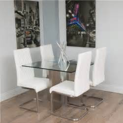 dining table furniture glass square