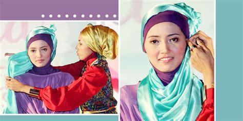 gaya payet untuk pesta dansa gaya jilbab praktis untuk pesta vemale
