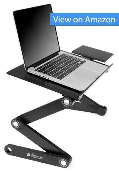laptop riser for desk best desk risers and stands for laptops and monitors 2018