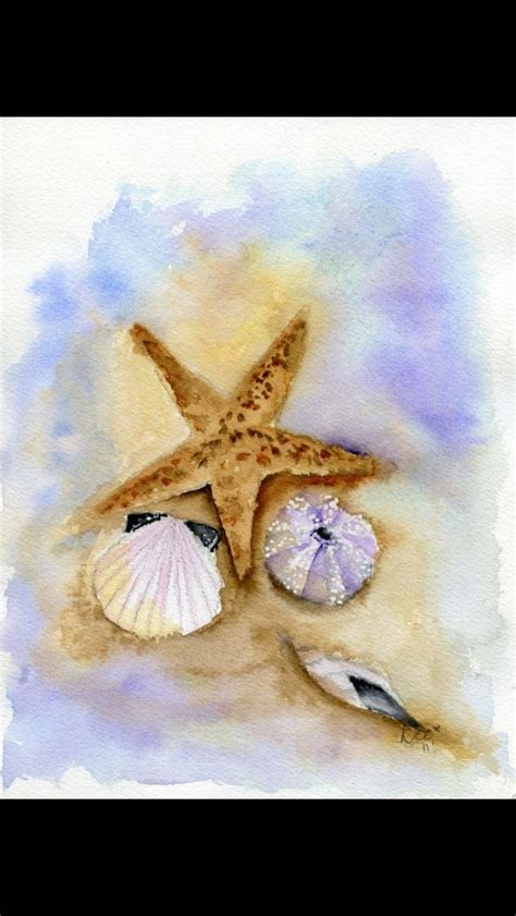 watercolor tattoos hawaii watercolor painting shells from hawaii tattoos