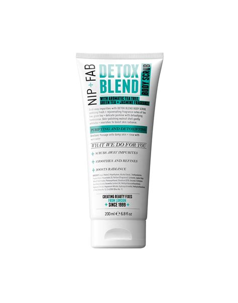 Nip Fab Detox Blend by Get Glowing Skin This S Day Philly