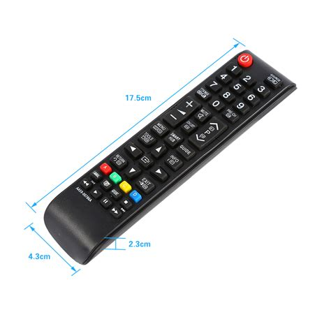 Remot Samsung Led replacement remote keyboard controller for samsung led smart tv aa59 00786a ebay