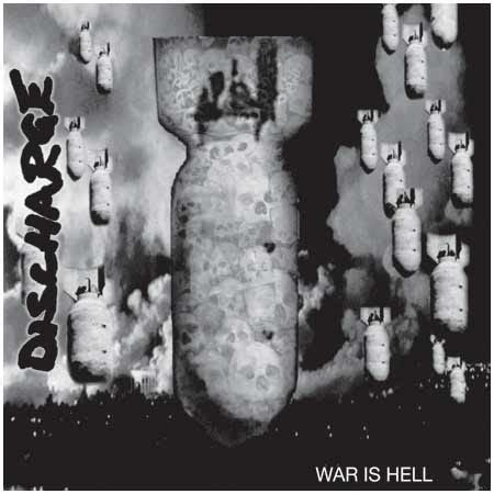 Are Discharge Records Discharge War Is Hell Encyclopaedia Metallum The Metal Archives