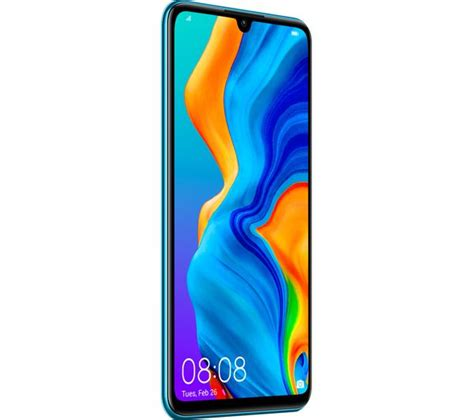 buy huawei p30 lite 128 gb blue free delivery currys