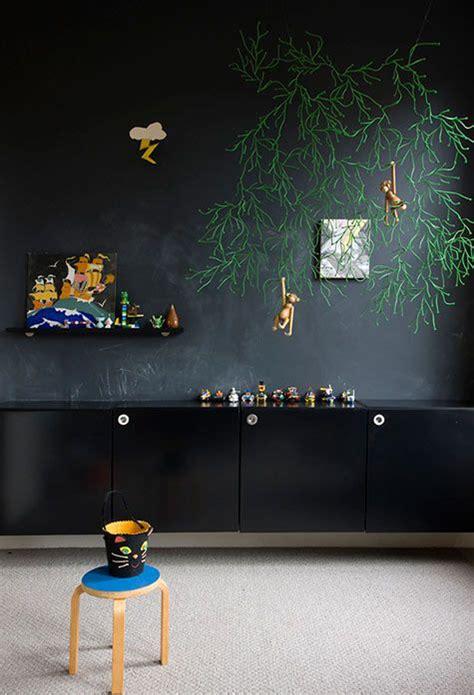 chalkboard paint playroom 30 education playroom with chalkboard ideas home