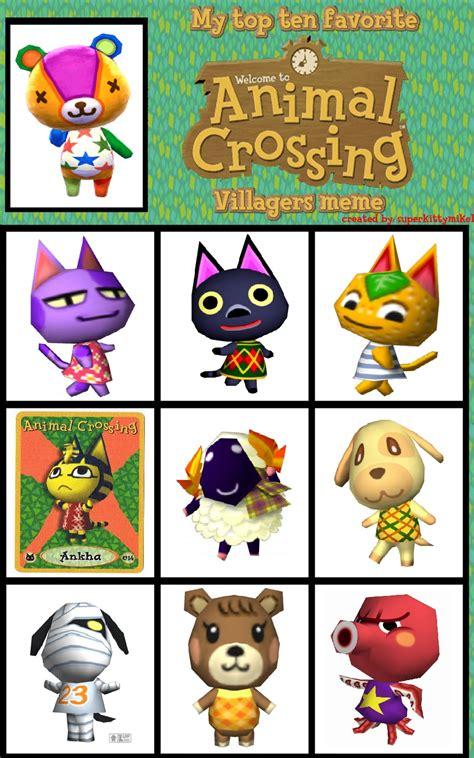 Animal Crossing Villager Meme - animal crossing villager meme crossing free download funny