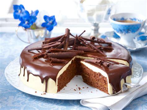 Torte Schokolade Verzieren Geburtstagstorte