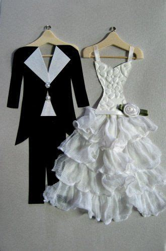 wedding scroll dress and tux card template tux and greeting card by debbie woo of woo designs