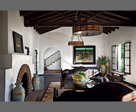 spanish homes interiors diane keaton s spanish colonial revival style mansion hooked on houses