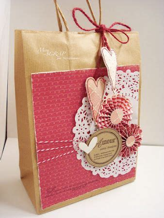 xmas decorated brown paper bags best 25 decorated gift bags ideas on