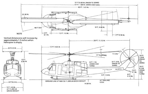 blueprint plans bell 212 helicopters and model airplanes on pinterest