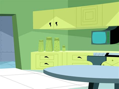 kitchen cartoon dp fenton kitchen by jaxxylupei on deviantart